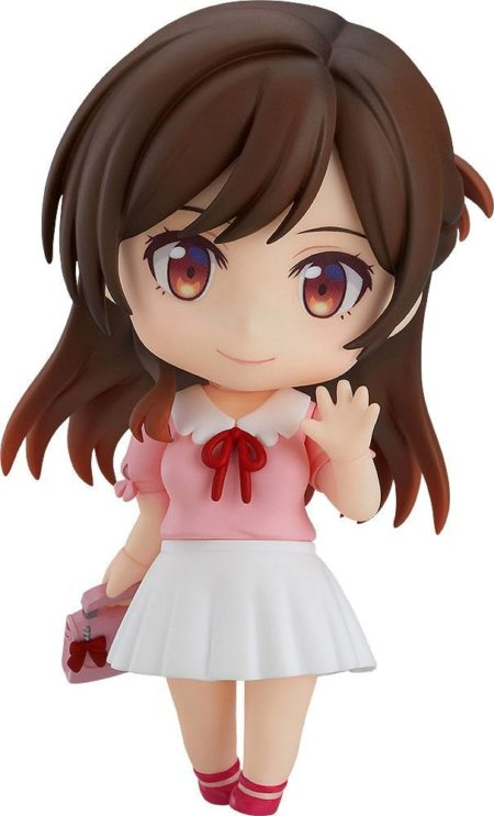 "From the popular anime series ""Rent-A-Girlfriend"" comes a Nendoroid of Chizuru Mizuhara!"