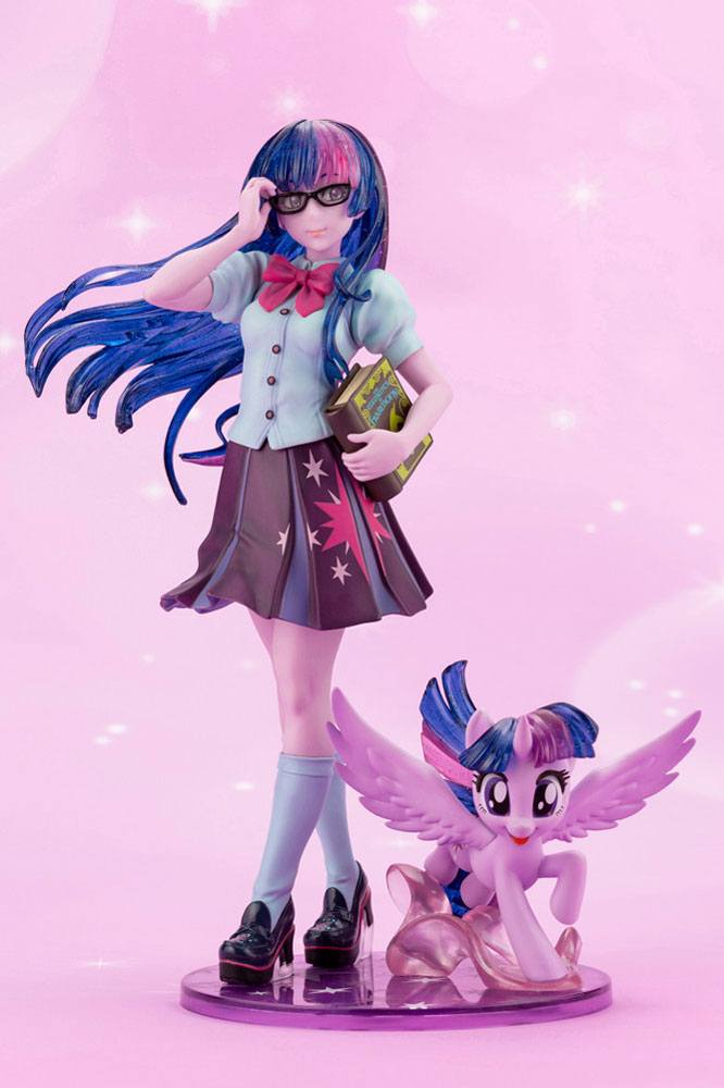 My Little Pony Bishoujo PVC Statue 1/7 Twilight Sparkle Limited Edition