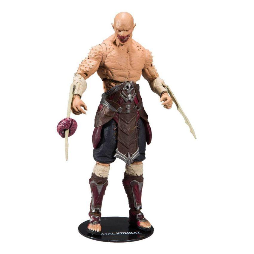 Mortal Kombat 3 Action Figure Baraka