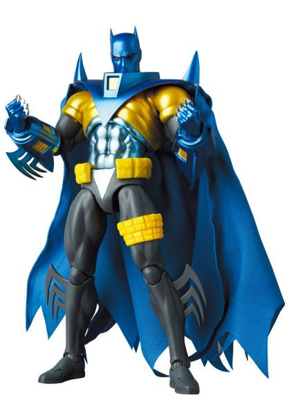 Batman: Knightfall MAFEX Azrael Batman