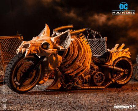 Dark Knight Death Metal Batcycle McFarlane Toys
