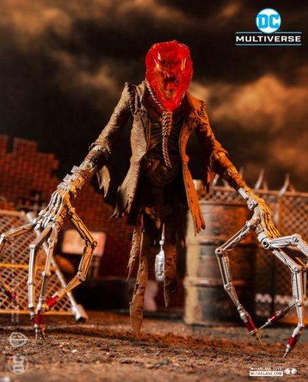 Last Knight on Earth Scarecrow Figure McFarlane
