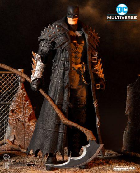 Dark Knights Death Metal Batman Figure