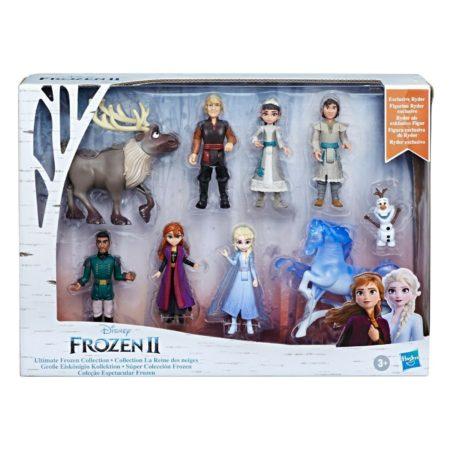 Disney Frozen 2 Miniature figure collection Exclusive