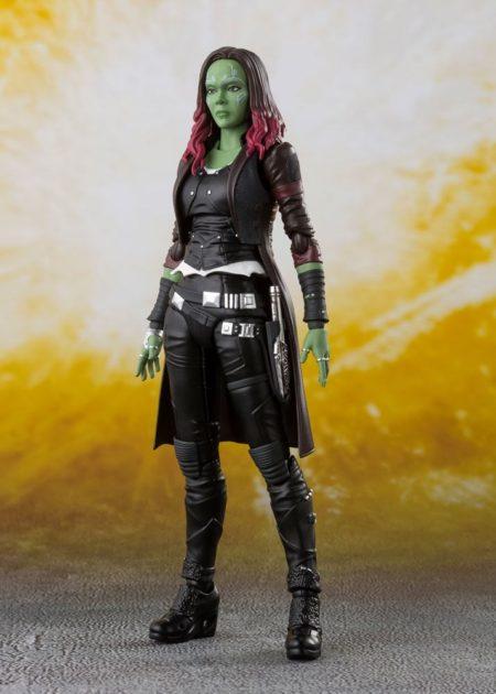 Avengers Infinity War S.H. Figuarts Action Figure Gamora