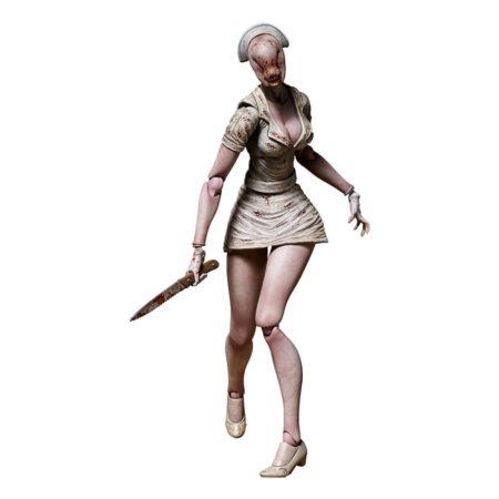 Silent Hill 2 Figma Action Figure Bubble Head Nurse