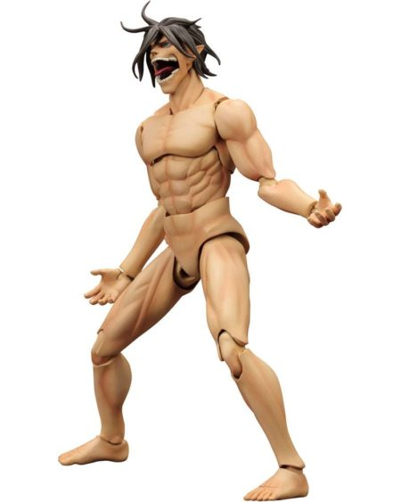 Attack on Titan Plastic Model Kit Eren Yeager