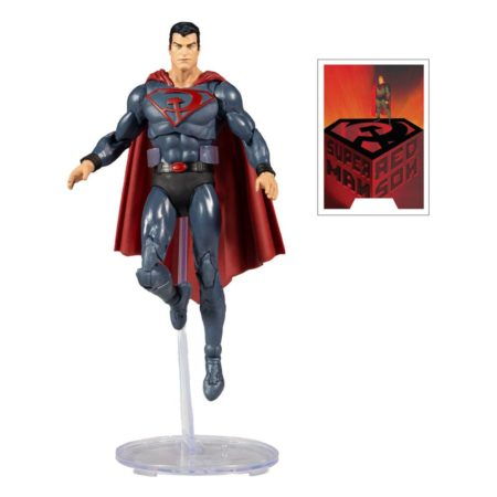 Red Son Batman McFarlane Toys