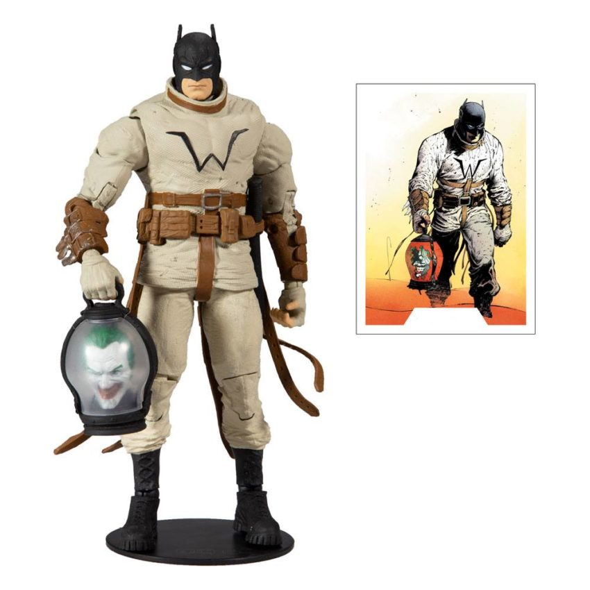 DC Multiverse Build A Action Figure Bruce Wayne