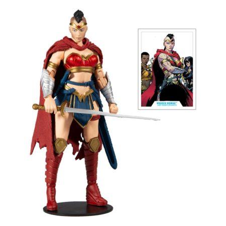 DC Multiverse Build A Action Figure Wonder Woman