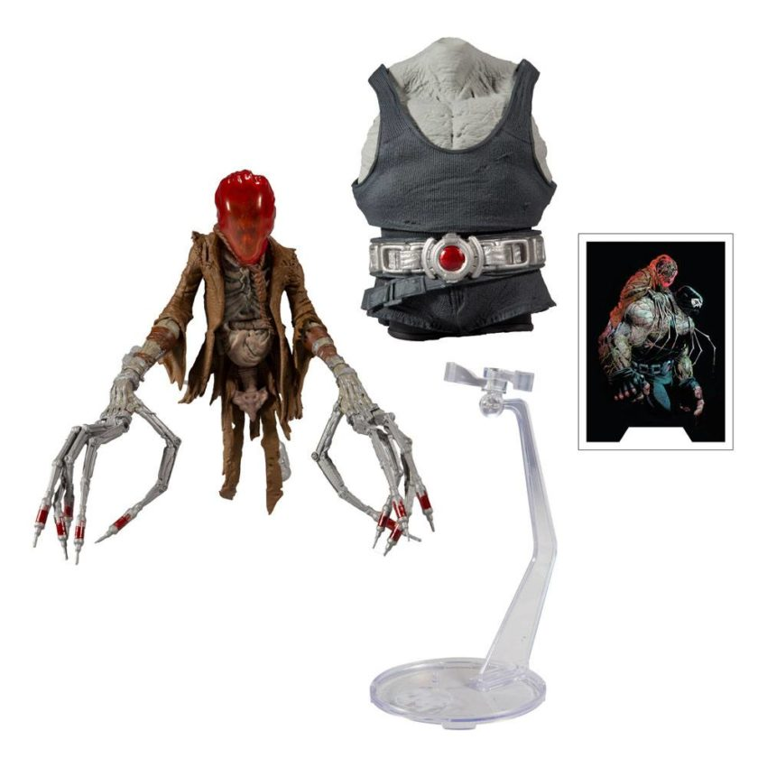 DC Multiverse Build A Action Figure Scarecrow