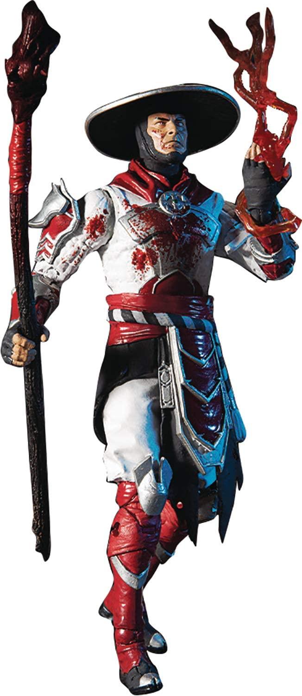 Mortal Kombat 11 Raiden Bloody