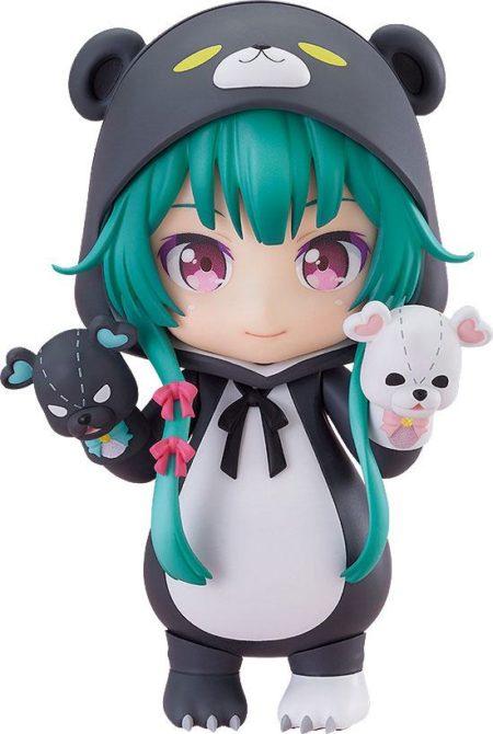 Kuma Kuma Kuma Bear Nendoroid Action Figure Yuna