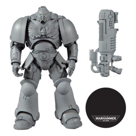 Warhammer 40k Action Figure Primaris Space Marine Hellblaster Artist Proof