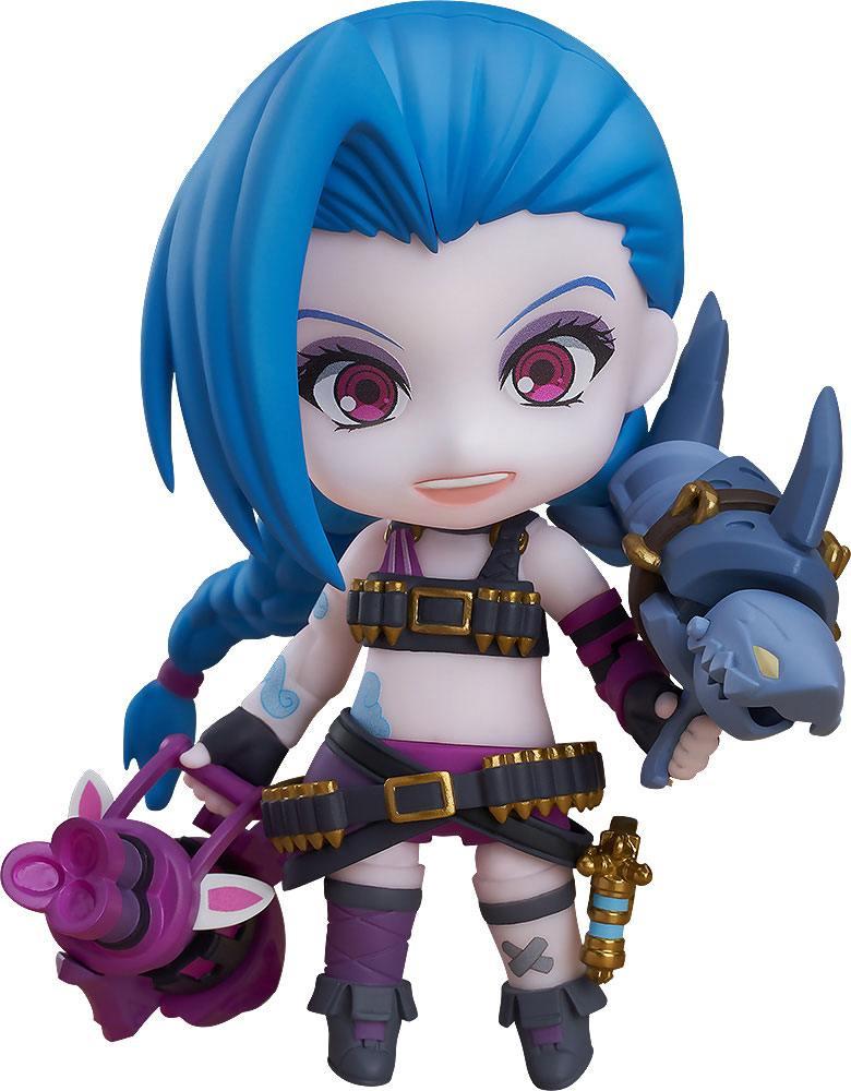 League of Legends Nendoroid Action Figure Jinx