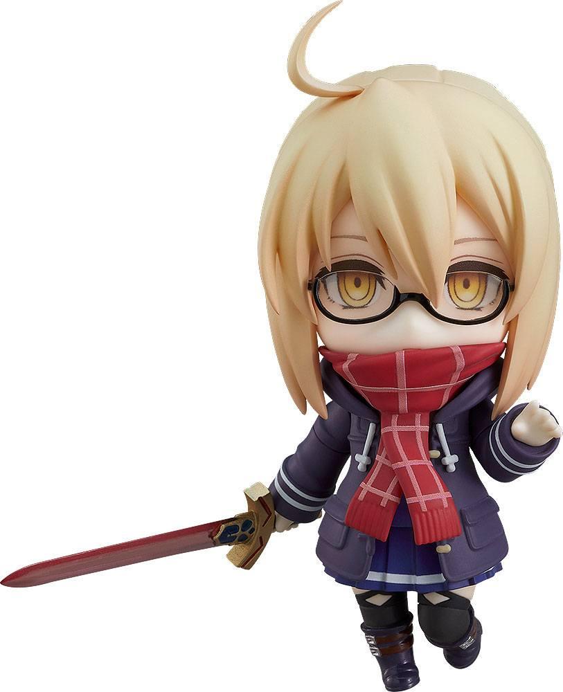 Fate/Grand Order Nendoroid Action Figure Berserker/Mysterious Heroine X (Alter)