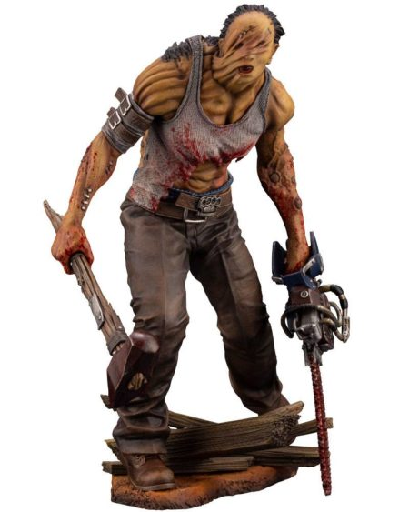 Dead by Daylight PVC Statue The Hillbilly