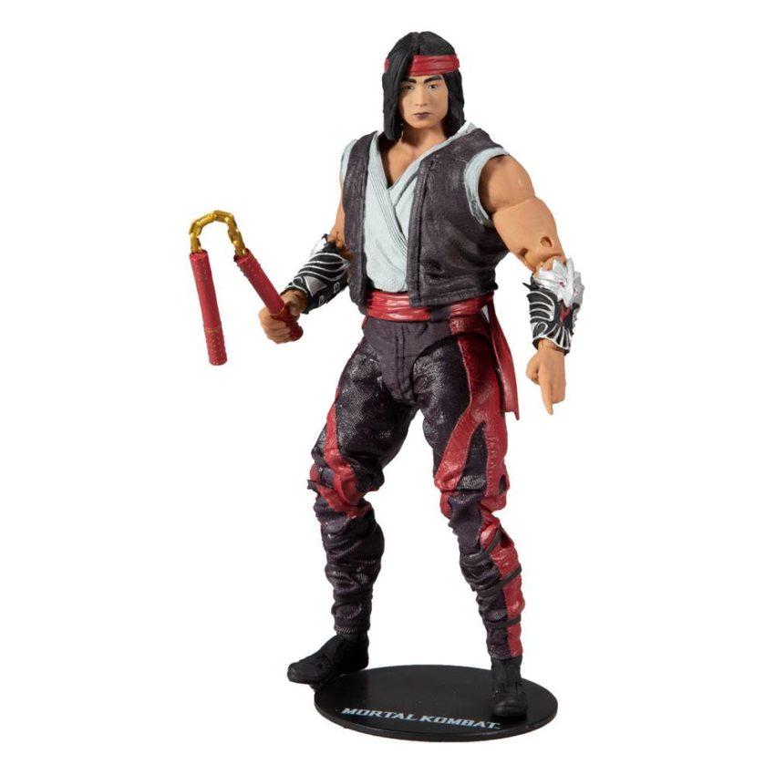 McFarlane Toys Mortal Kombat Action Figure Liu Kang