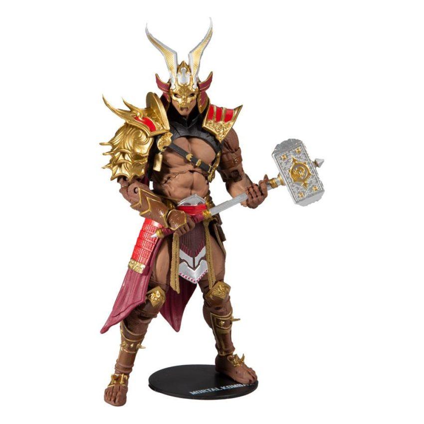 Mortal Kombat Mortal Kombat Action Figure Shao Khan