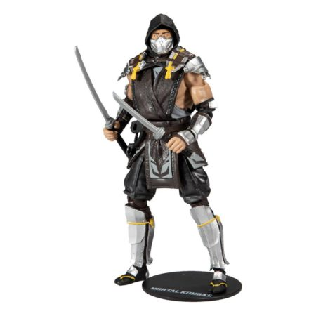 McFarlane Toys Mortal Kombat Action Figure Scorpion (The Shadow Skin)