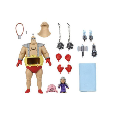 Teenage Mutant Ninja Turtles Ultimate Action Figure Krang's Android Body
