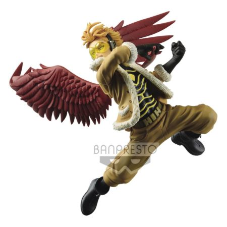 My Hero Academia The Amazing Heroes PVC Statue Hawks