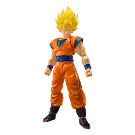 Dragonball Z S.H. Figuarts Action Figure Super Saiyan Full Power Son Goku