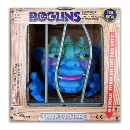 Boglins Hand Puppet King Vlobb