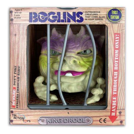 Boglins Hand Puppet King Drool