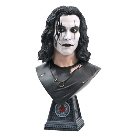 The Crow Legends in 3D Bust 1/2 Eric Draven