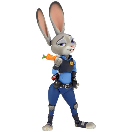 Zootopia Figure Complex Movie Revo No.008 Judy Hopps