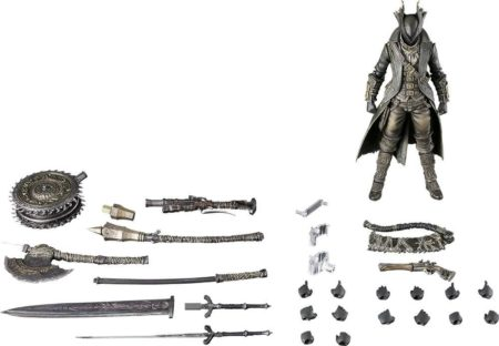 Bloodborne The Old Hunters Figma Hunter