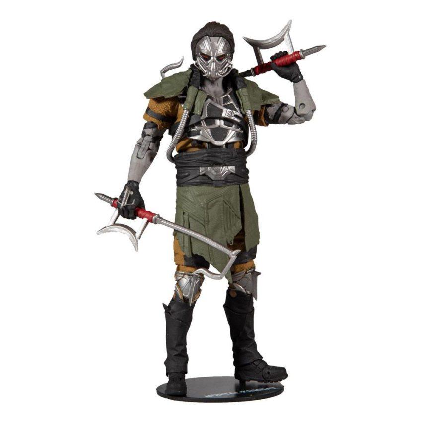 McFarlane Toys Mortal Kombat Kabal Hooked up skin