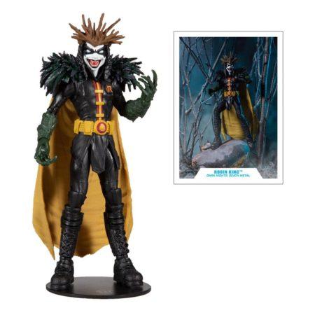 McFarlane Toys DC Multiverse Robin King (Build a Figure Darkfarther wave)