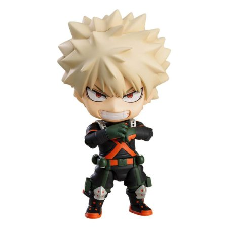 My Hero Academia Nendoroid Action Figure Katsuki Bakugo: Winter Costume Ver.