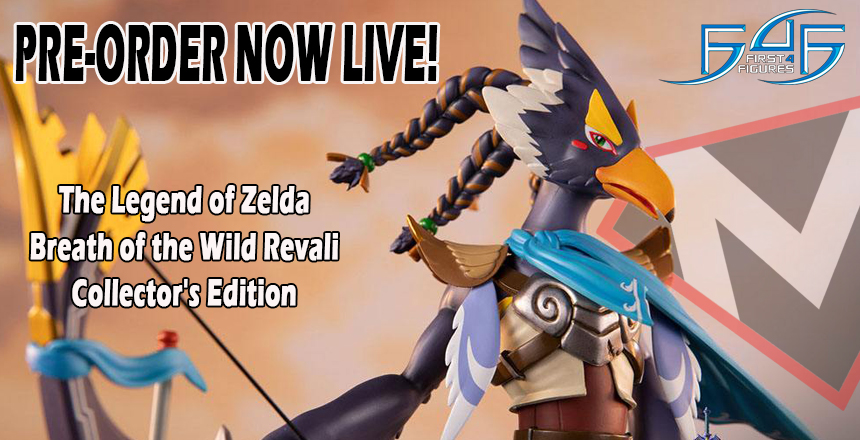 First4Figures-Revali-Statue