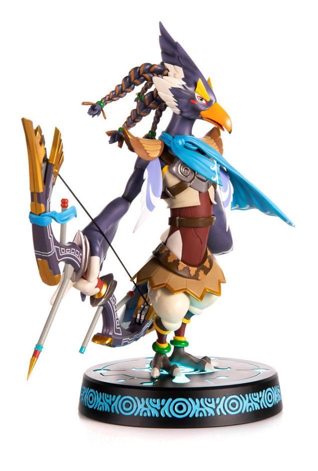The Legend of Zelda Breath of the Wild PVC Statue Revali Collector's Edition