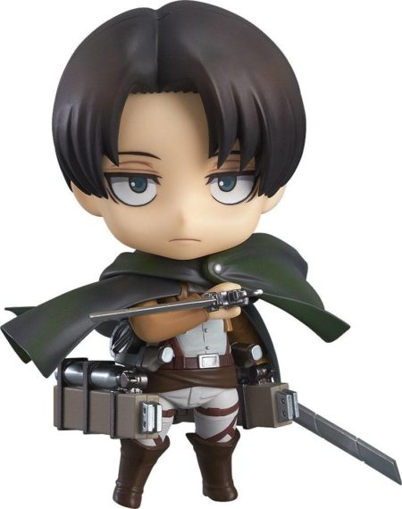 Attack on Titan Nendoroid Action Figure Levi