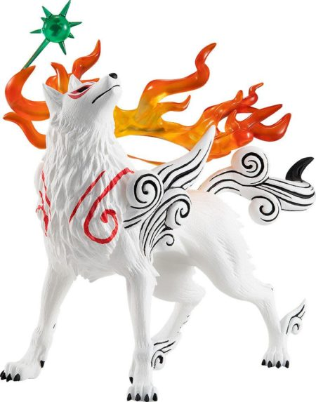 Okami Pop Up Parade PVC Statue Amaterasu