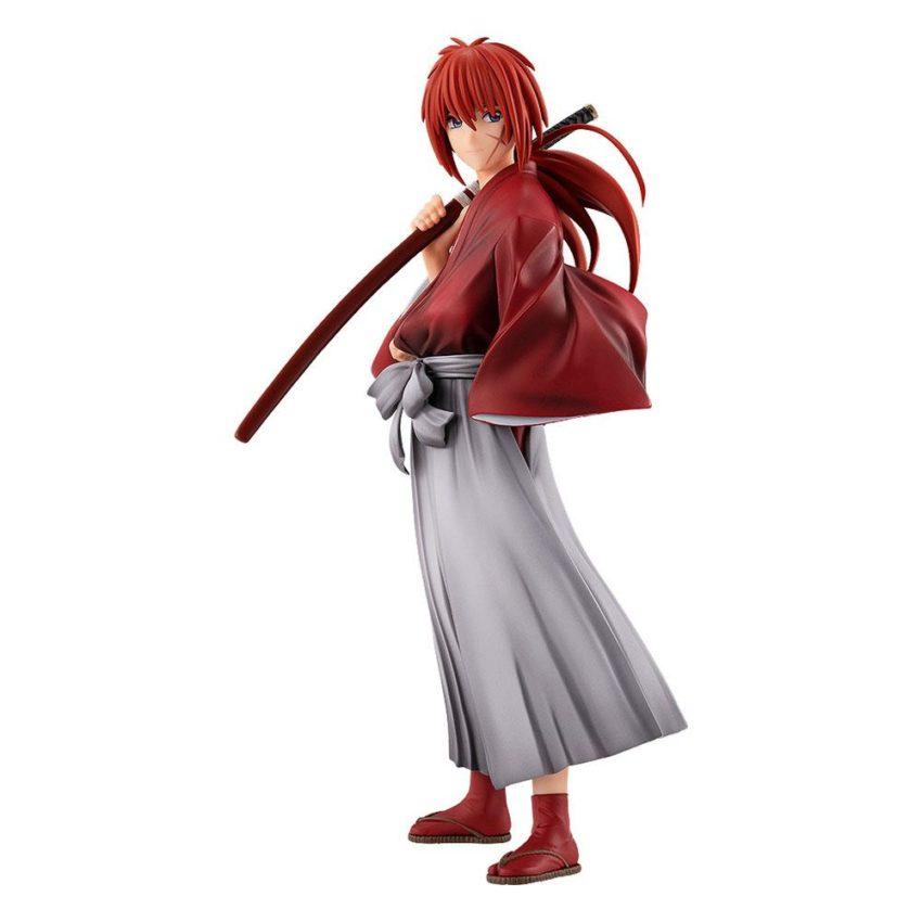 Rurouni Kenshin Pop Up Parade PVC Statue Kenshin Himura