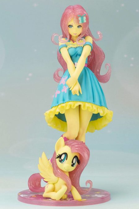 My Little Pony Bishoujo PVC Statue 1/7 Fluttershy Limited Edition