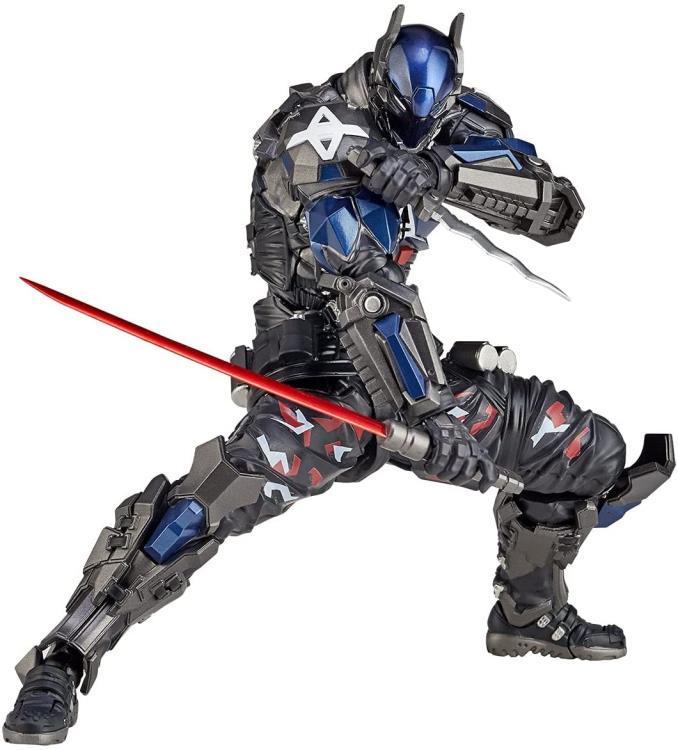 Amazing Yamaguchi Revoltech Arkham Knight