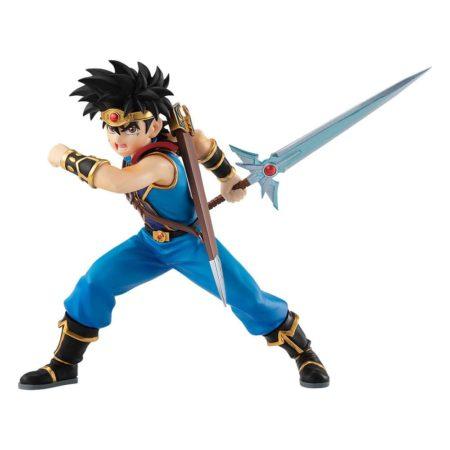 Dragon Quest The Adventure of Dai Pop Up Parade PVC Statue Dai