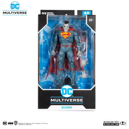 McFarlane Toys DC Multiverse Bizarro