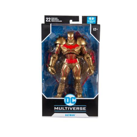 McFarlane Toys DC Multiverse 7 inch Hellbat Lunar New Year Edition Action Figure