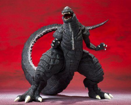 Godzilla Singular Point S.H. MonsterArts Action Figure Godzillaultima