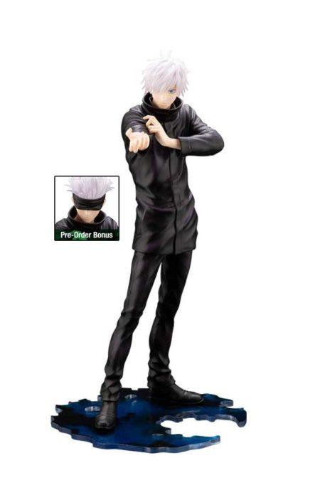 Jujutsu Kaisen ARTFXJ Statue 1/8 Satoru Gojo Bonus Edition