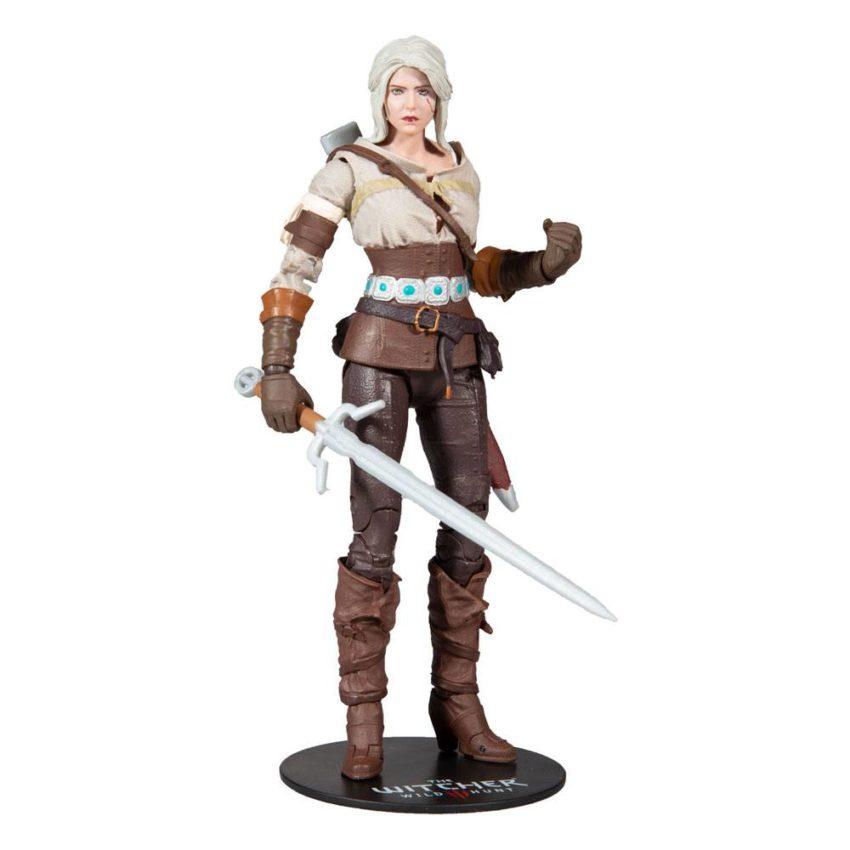 McFarlane Toys The Witcher 3: Wild Hunt Action Figure Ciri
