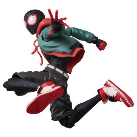 "Spider-Man: Into the Spider-Verse"" SV Action Miles Morales Spider-Man"