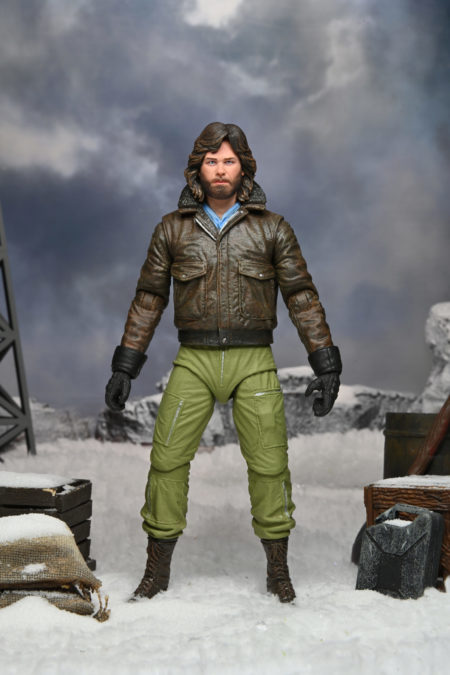 The Thing Action Figure Ultimate MacReady (Outpost 31)